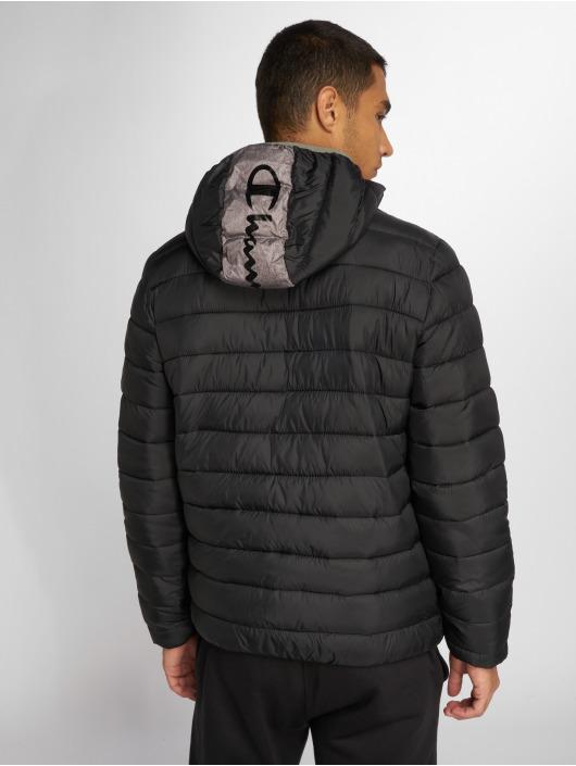 Champion Athletics Puffer Jacket Outdoor black