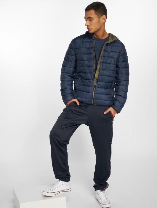 Champion Athletics Puffer Jacket Outdoor blue
