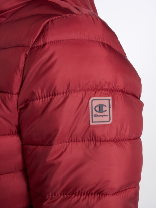 Champion Athletics Puffer Jacket Outdoor red