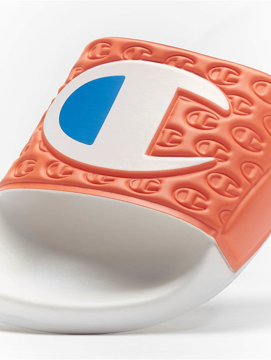 Champion Athletics Sandály Multi-Lido Slides oranžový