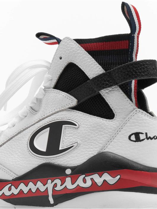 Champion Athletics Sneaker Mid Cut Zone 93 weiß