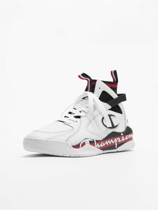 Champion Athletics Sneakers Mid Cut Zone 93 bialy