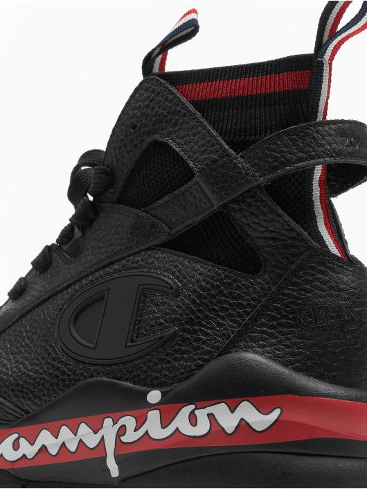 Champion Athletics Sneakers Mid Cut Zone 93 black