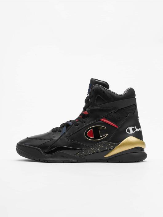 Champion Athletics Sneakers High Cut Zone High Top Century Fami black