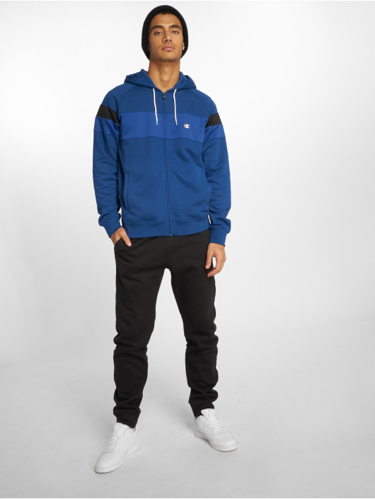 Champion Athletics Suits Hooded Full Zip blue