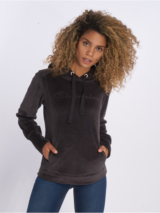 Champion Athletics Sweat capuche Lounge Mode gris