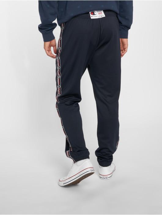 Champion Athletics Sweat Pant Athleisure Elastic Cuff blue