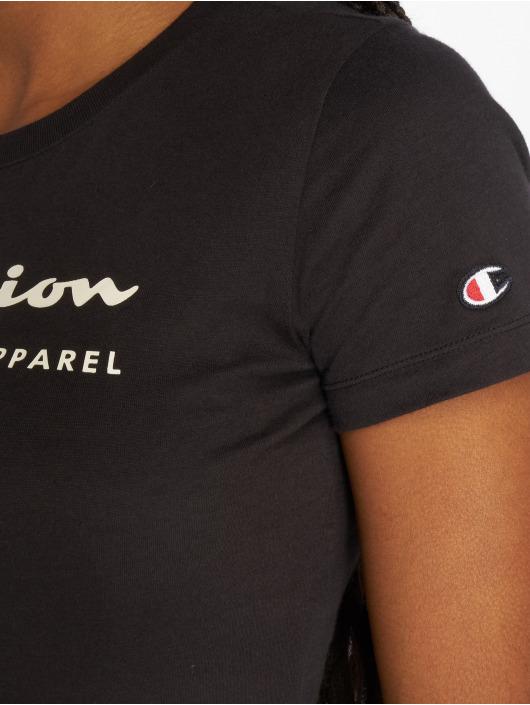Champion Athletics T-Shirt Brand Passion black