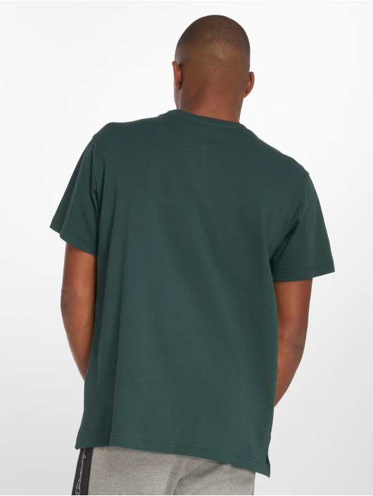 Champion Athletics T-Shirt Over Zone green
