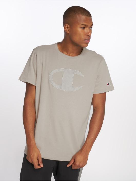 Champion Athletics T-Shirt Over Zone grey