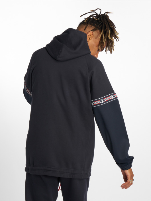 Champion Athletics Zip Hoodie Athleisure blue