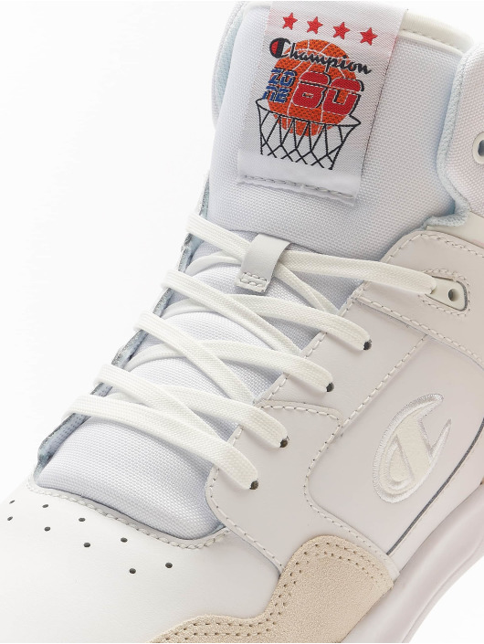 Champion Baskets Rochester Mid Cut Classic Z80 Mid blanc