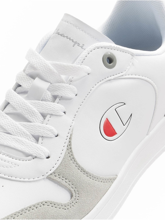 Champion Baskets Legacy Low Cut Connor blanc