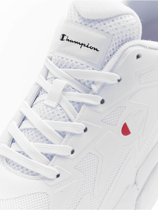 Champion Baskets Lander Core Low Cut blanc