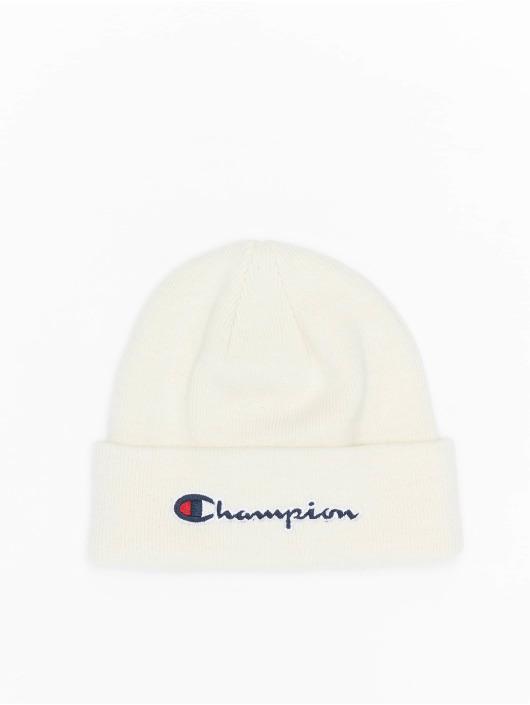Champion Beanie Basic weiß