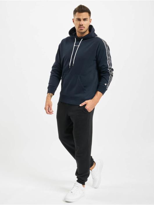 Champion Bluzy z kapturem Legacy niebieski