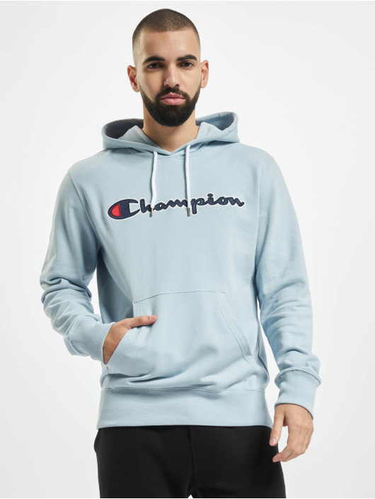 Champion Bluzy z kapturem Rochester niebieski