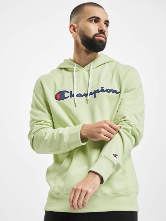 Champion Bluzy z kapturem Rochester zielony