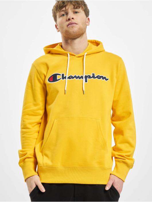 Champion Bluzy z kapturem Rochester zólty