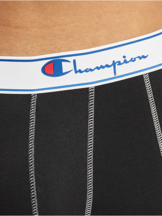 Champion Boksershorts X3 3-Pack svart