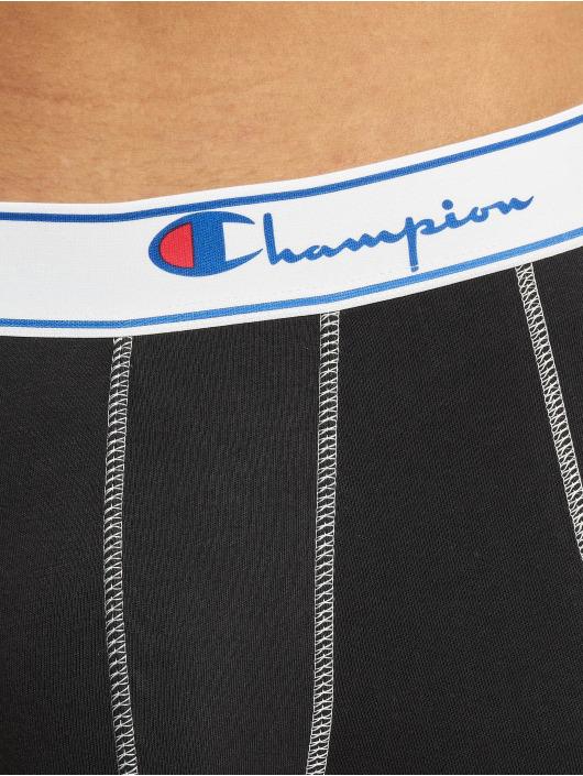 Champion Boxerky X3 3-Pack èierna