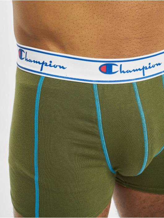 Champion Boxershorts X3 schwarz