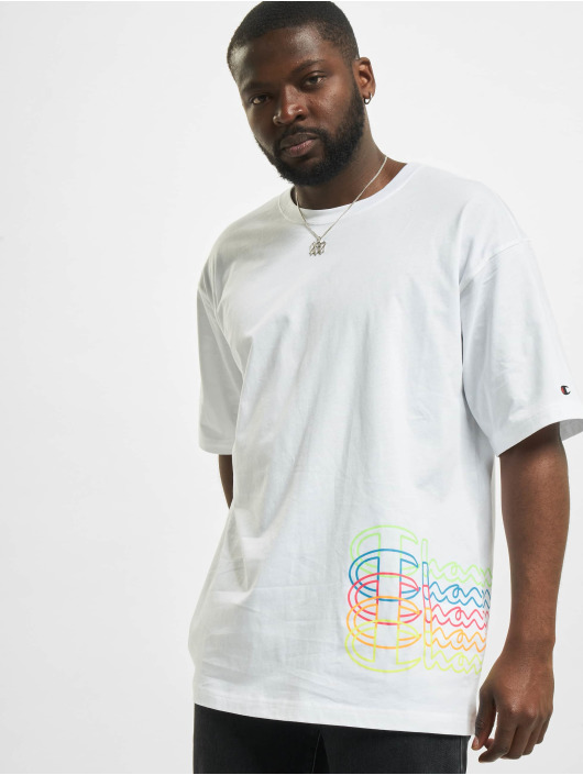 Champion Camiseta Legacy blanco