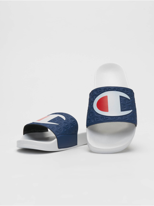 Champion Chanclas / Sandalias Pool azul