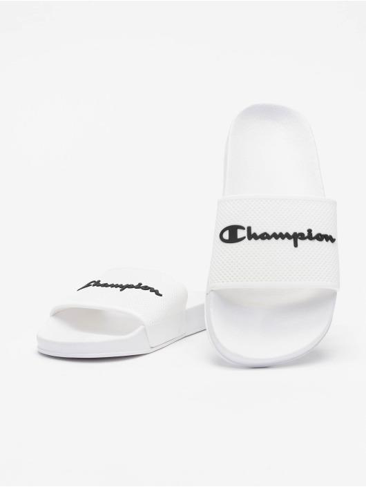 Champion Claquettes & Sandales Legacy Slide blanc