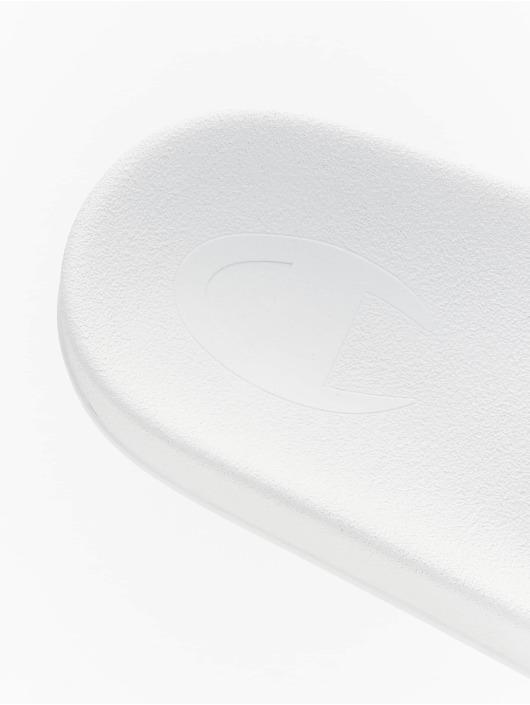 Champion Claquettes & Sandales Rochester Slide M-Evo Script blanc
