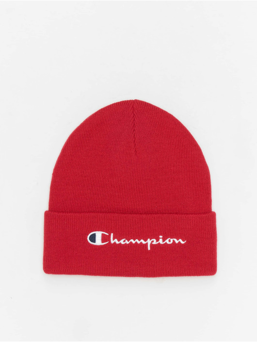 Champion Czapki Rochester czerwony