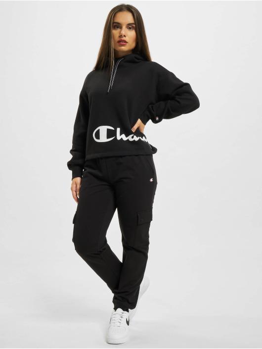 Champion Hoodie Oversize black