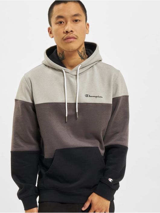 Champion Hoodie Colorblock black