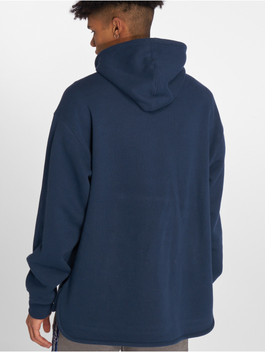 Champion Hoodie Athletics Over Zone blue