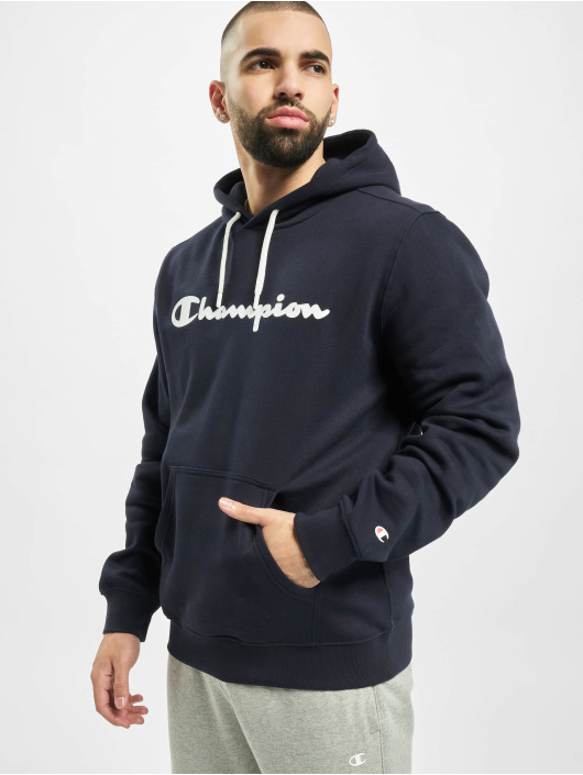 Champion Hoodie Hooded blue