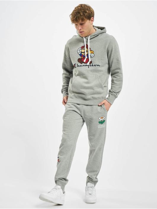 Champion Hoodie Rochester x Super Mario Bros grey