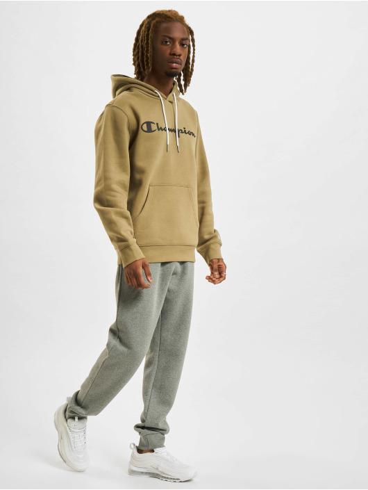 Champion Hoodie Basic khaki