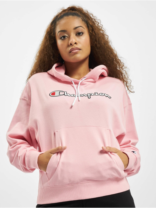 Champion Hoodie Rochester pink