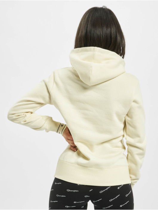 Champion Hoodie Hooded white