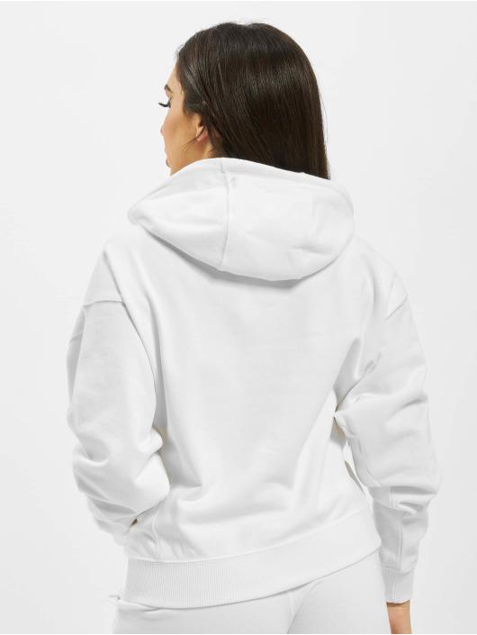 Champion Hoodie Vintage white