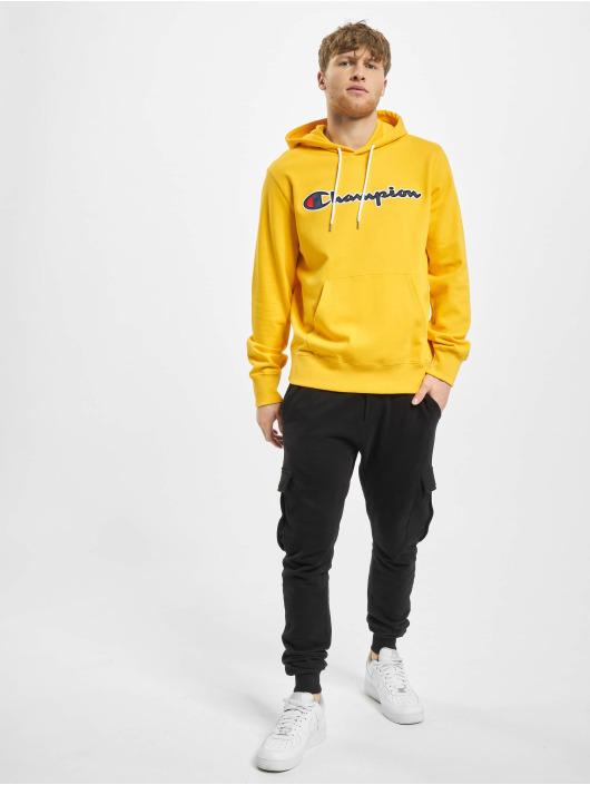 Champion Hoodie Rochester yellow