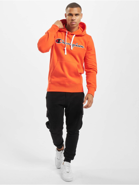 Champion Hoody Rochester orange