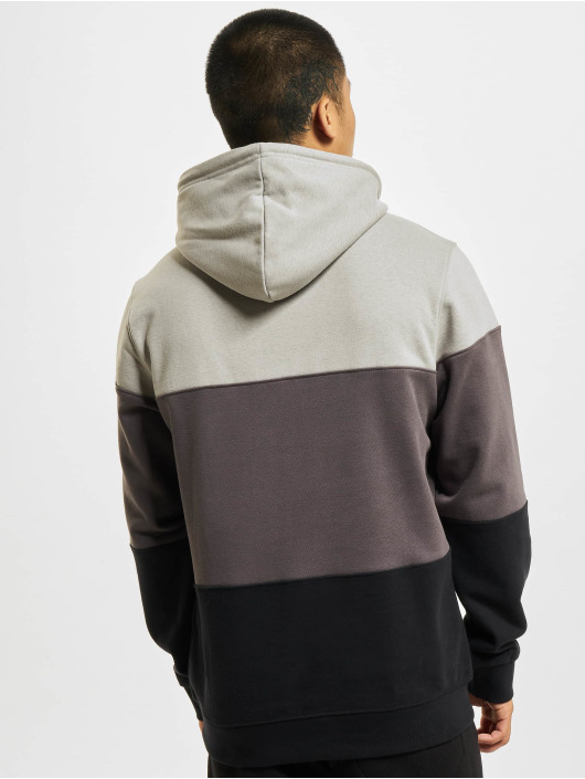 Champion Hoody Colorblock schwarz