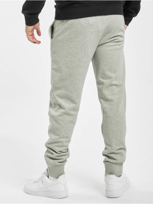 Champion joggingbroek Rib Cuff grijs