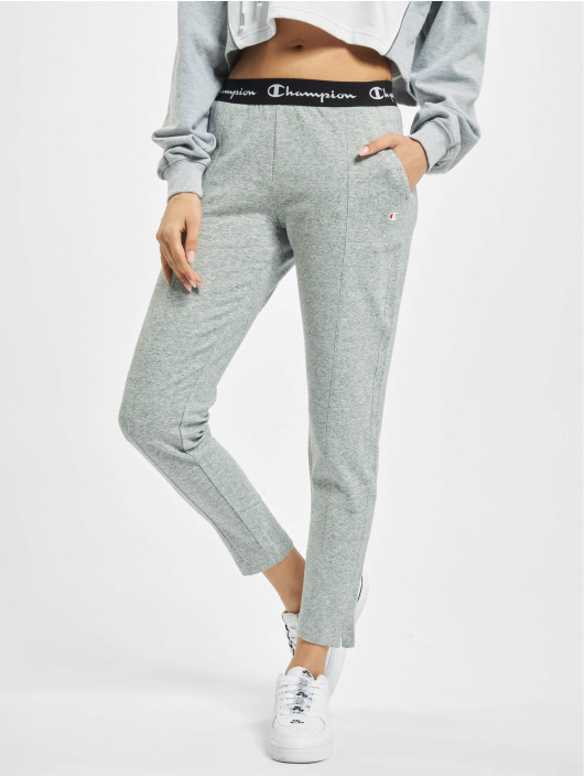 Champion joggingbroek Legacy Slim grijs