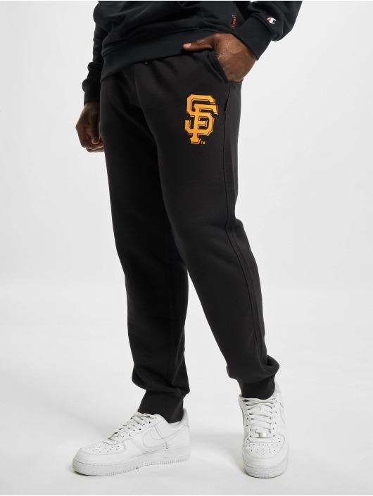 Champion Jogginghose Legacy San Francisco Giants schwarz
