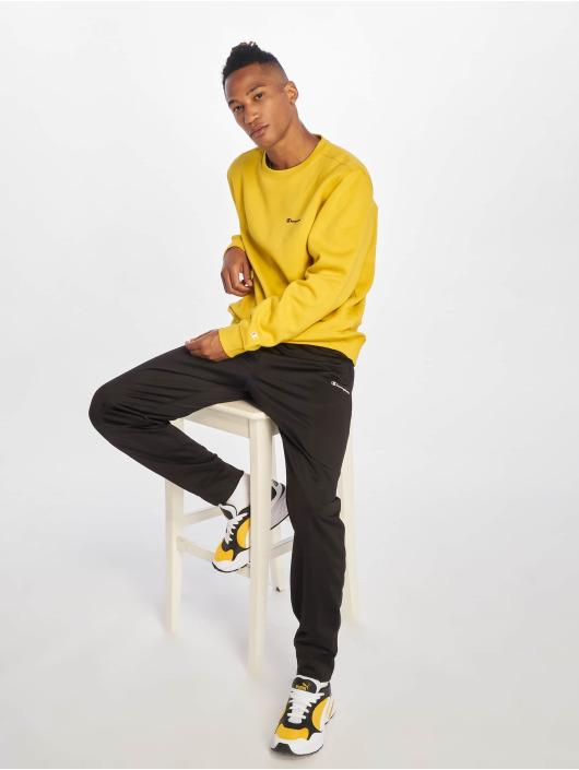 Champion Legacy Пуловер little Logo желтый