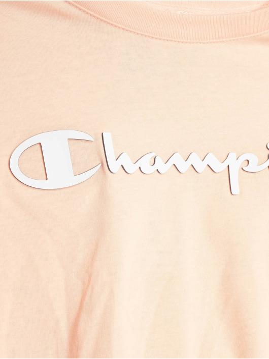 Champion Legacy Футболка Impatiens розовый