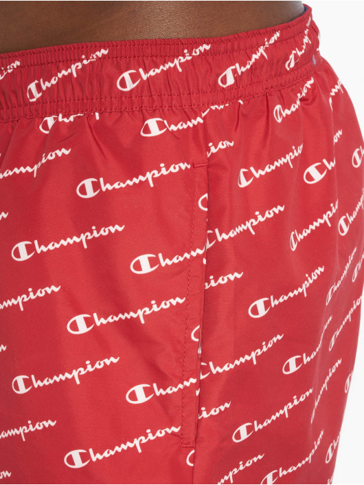 Champion Legacy Badeshorts Beach red