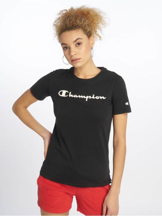 Champion Legacy Camiseta  negro